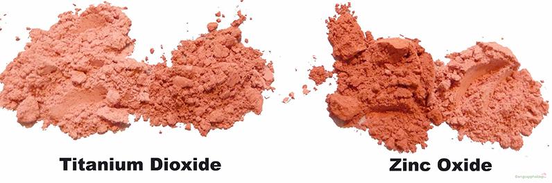 Titanium Dioxide - 5.8%, Zinc Oxide - 14.4% hai chất chống nắng vật lý đỉnh cao; chống được mọi loại tia.