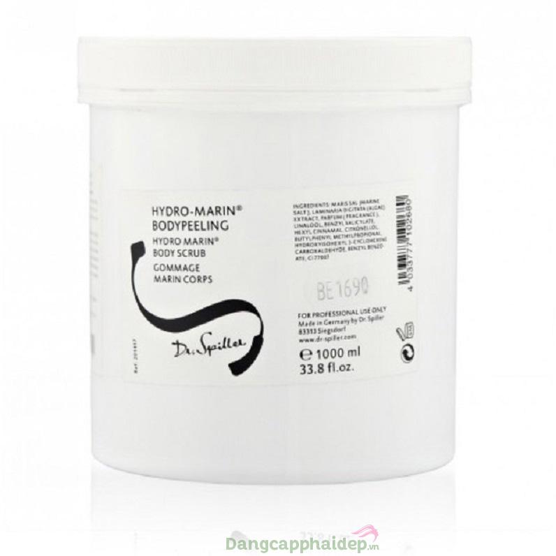Dr Spiller Hydro Marin Body Peeling 1000ml – Kem Tẩy Da Chết Cơ Thể