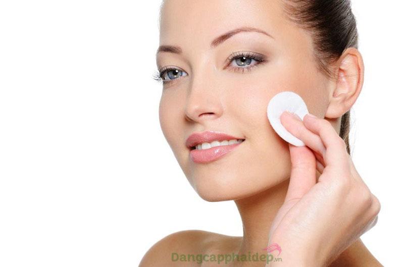 Có thể sử dụng nước cân bằng da nhiều lần trong ngày hoặc 2 lần/ngày sau khi tẩy trang và rửa mặt
