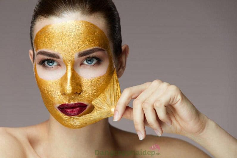 Chăm sóc da từ vàng 24k là xu hướng làm đẹp mới của giới thượng lưu