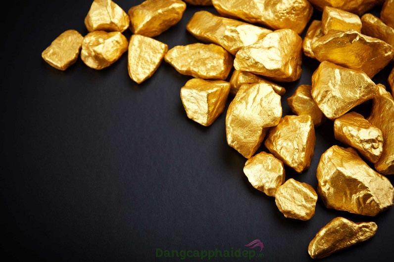 Đánh thức làn da săn chắc hơn nhờ tinh chất vàng 24k