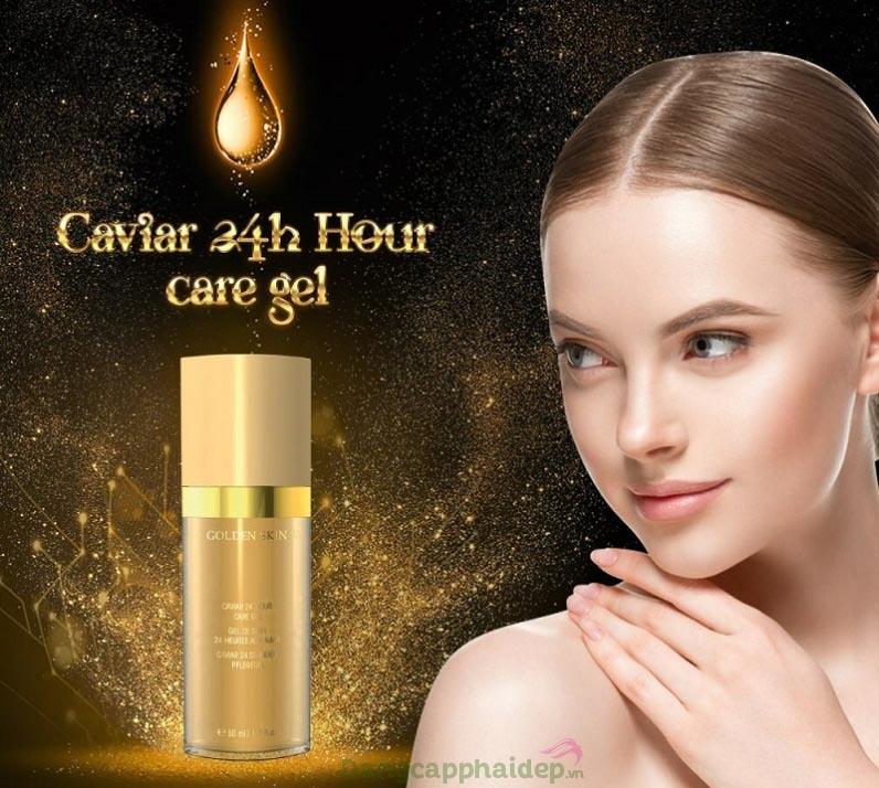 Sản phẩm an toàn cho mọi loại da, thích hợp nhất cho da dầu, da hỗn hợp...