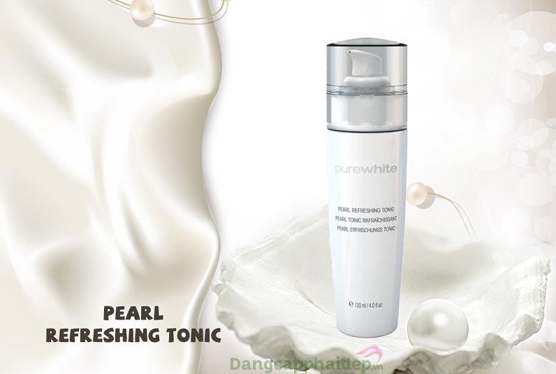 Sản phẩm chứa Purine ngọc trai giúp dưỡng da sáng mịn đều màu