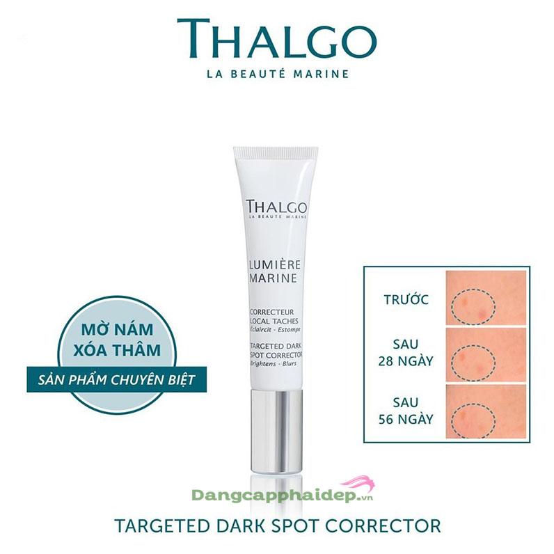 Tinh chất điều trị thâm nám Thalgo Targeted Dark Spot Corrector 15ml