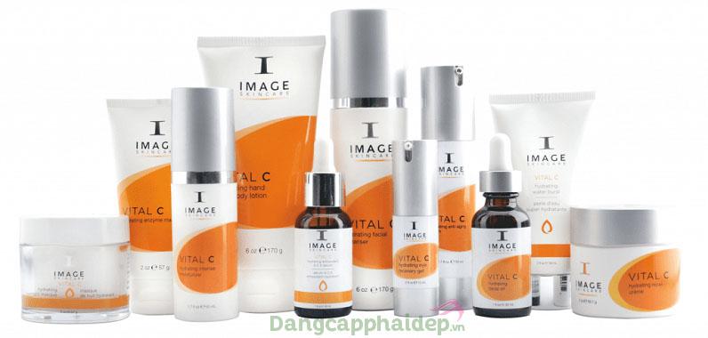 Dòng Image Vital C chính là niềm tự hào của hãng Image Skincare với khả năng đặc trị phục hồi da hư tổn tối ưu