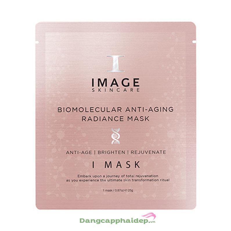 dưỡng da mùa lạnh Image Biomolecular Hydrating Recovery Mask - Mặt nạ dưỡng ẩm, giảm nhạy cảm