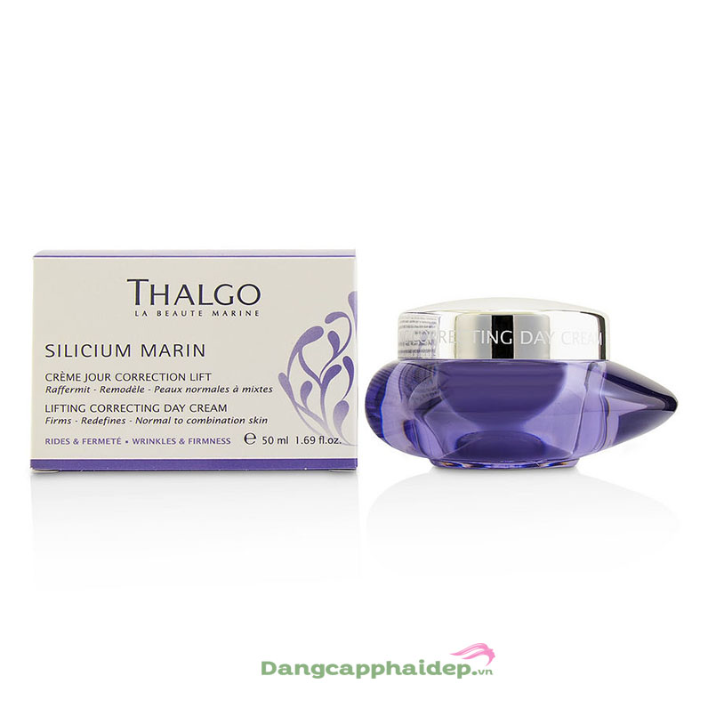 Kem dưỡng ban ngày giúp nâng cơ và chống lão hóa Thalgo Lifting Correcting Day Cream 50ml
