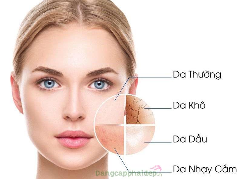 Da khô, da nhạy cảm là những loại da khó chiều, khó tìm kem dưỡng phù hợp