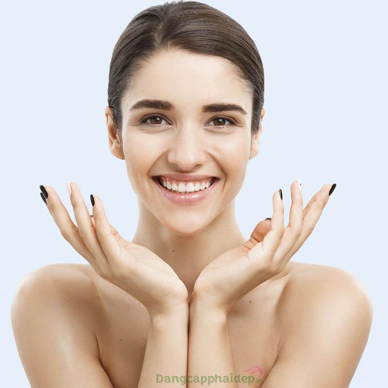 Sản phẩm làm giảm các biểu hiện kích ứng, dưỡng da khỏe mạnh mượt mà