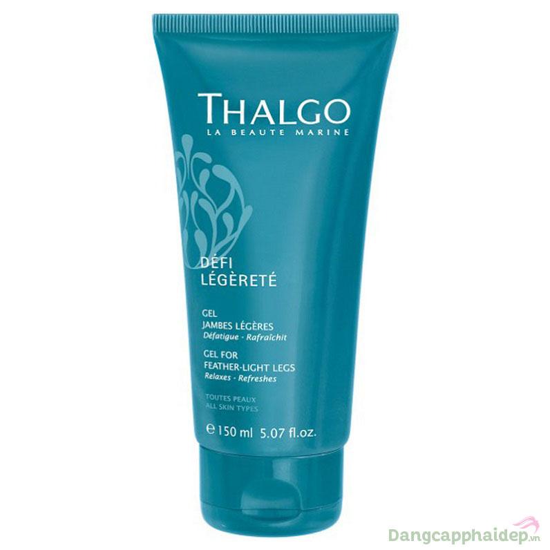 Thalgo Gel For Feather Light Legs 150ml – Gel Làm Dịu Tê Nhức Chân Của Pháp