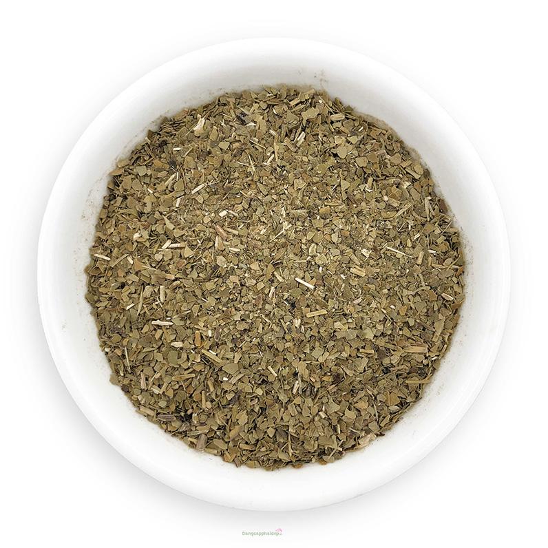 Chiết xuất lá trà Mate Nam Mỹ.