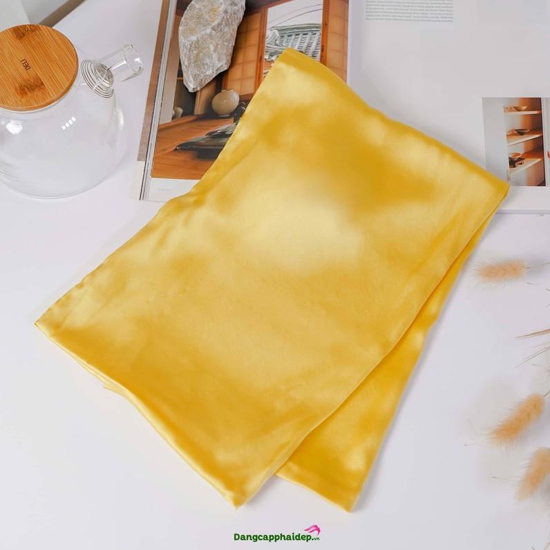 Sử dụng áo gối lụa mang lại nhiều lợi ích.