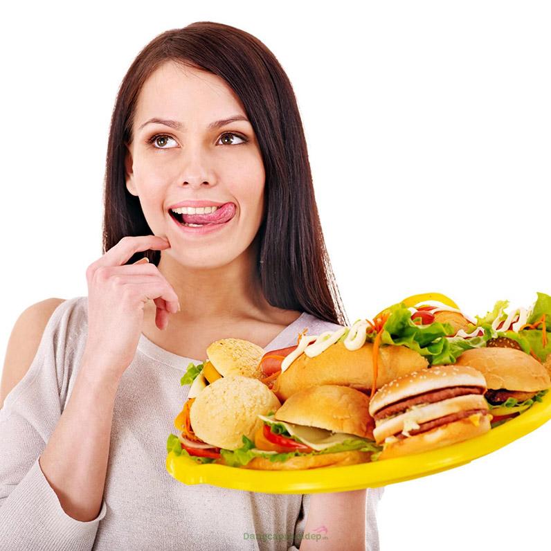 Làm sao để được ăn thả ga vẫn không tăng cân, tụ mỡ?