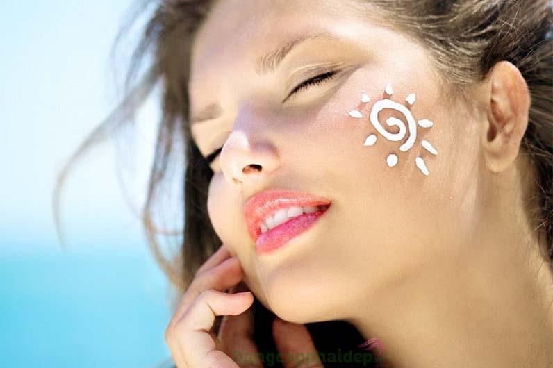Liều lượng bôi kem chống nắng thích hợp
