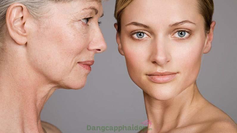 Sản phẩm dành cho bất cứ ai mong muốn ngăn ngừa và đẩy lùi các dấu hiệu lão hóa
