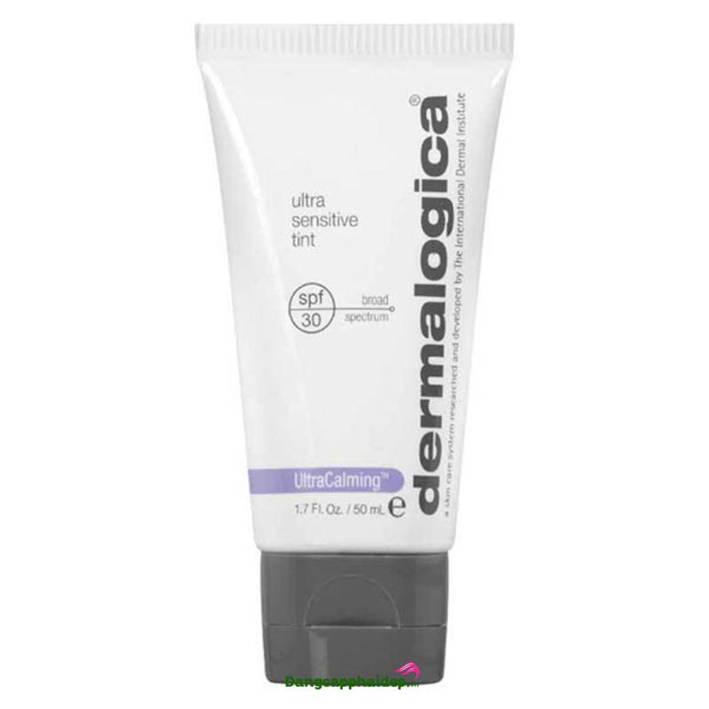 Kem chống nắng cao cấp dành cho da nhạy cảm Dermalogica Ultra Sensitive Tint SPF30 50ml