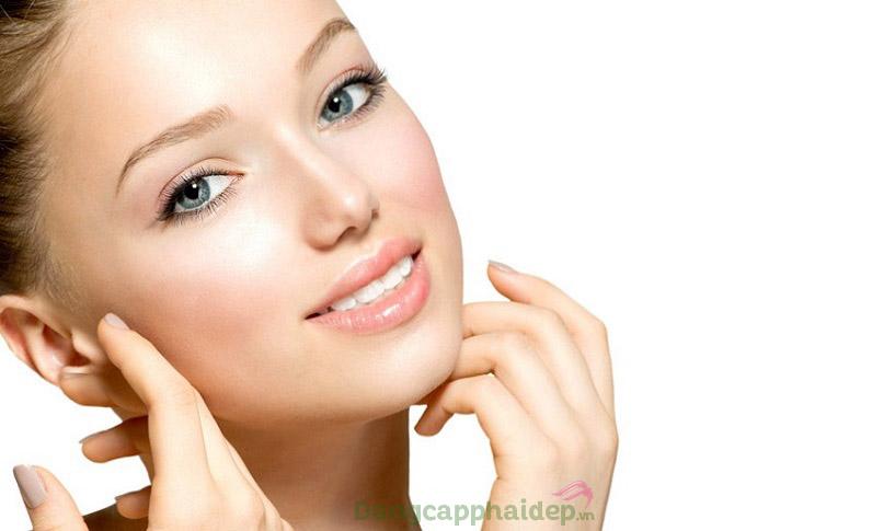 Sản phẩm nhanh chóng cải thiện da sạch mụn, láng mịn và tươi mới rạng rỡ hơn
