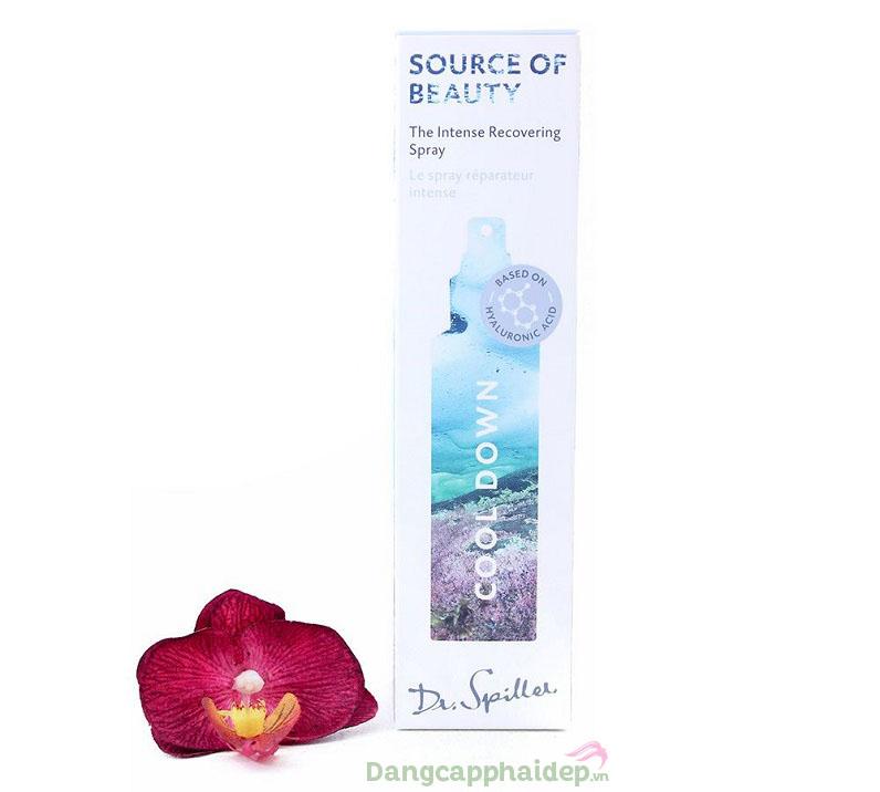 Dr Spiller Source Of Beauty Cool Down Intensive recovering Ampoule 100ml - Tinh chất phục hồi làm dịu da