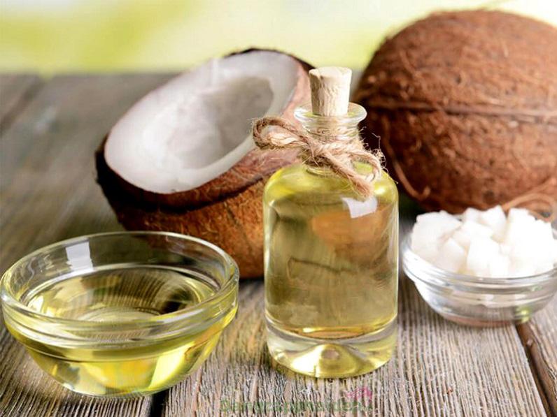 Cách làm mọc lông mày nhanh bằng dầu dừa