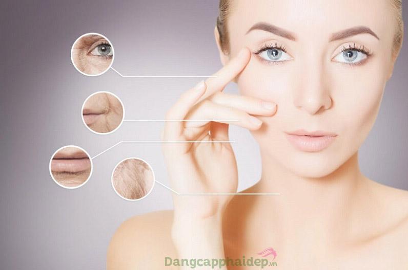 Đẩy lùi lão hóa da hiệu quả khi bổ sung collagen đúng cách