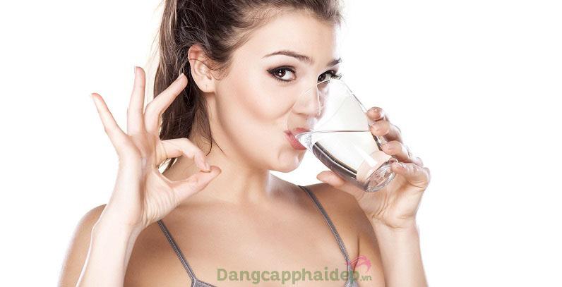 Uống collagen đúng thời điểm và liều lượng sẽ giúp collagen phát huy tối đa tác dụng