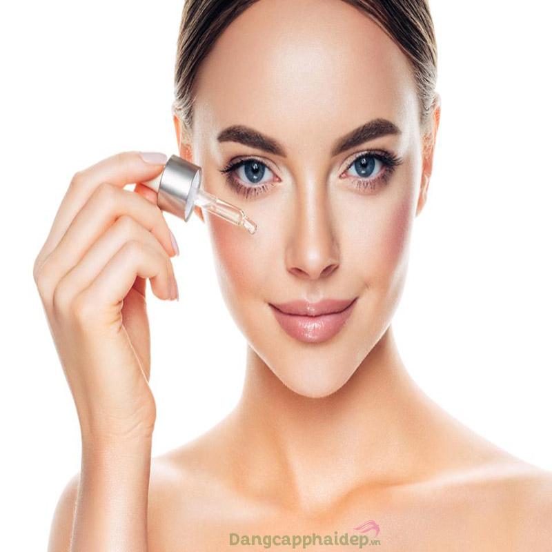 Chăm sử dụng serum hằng ngày để cải thiện làn da nhanh chóng