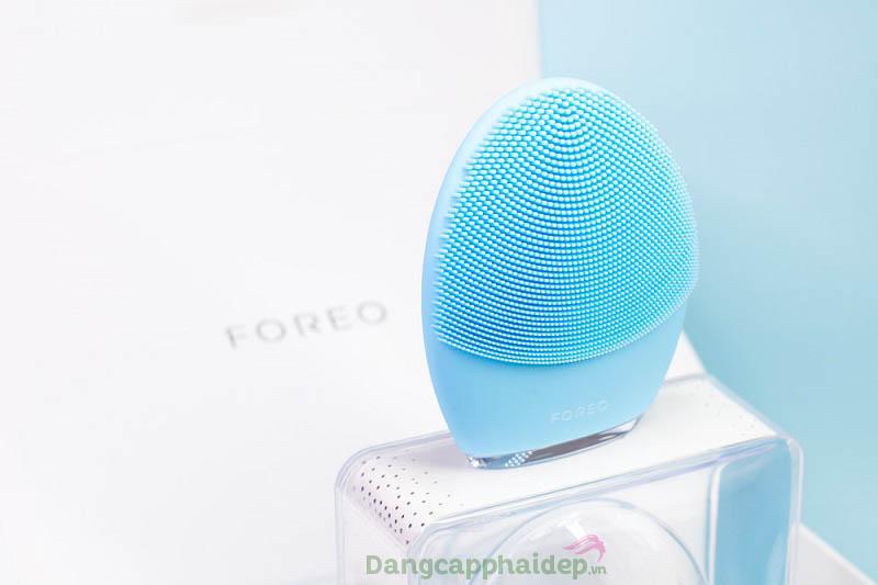 Những điều cần lưu ý khi sử dụng máy rửa mặt Foreo Luna 3 Combination Skin