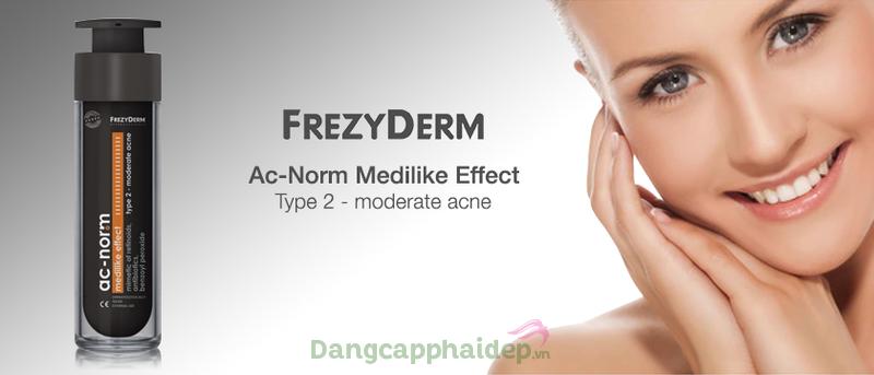 Kem giảm mụn Frezyderm Ac-Norm Medilike Effect 2 Cream