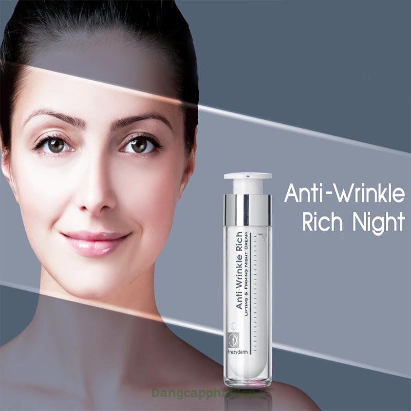 Kem dưỡng Frezyderm Anti-Wrinkle Night Cream