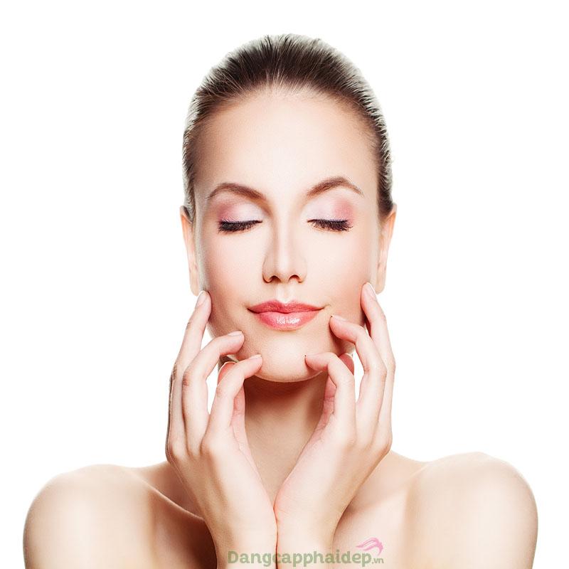 Hush & Hush SkinCapsule Hydrate làm mịn da khô; giúp da căng mọng tự nhiên