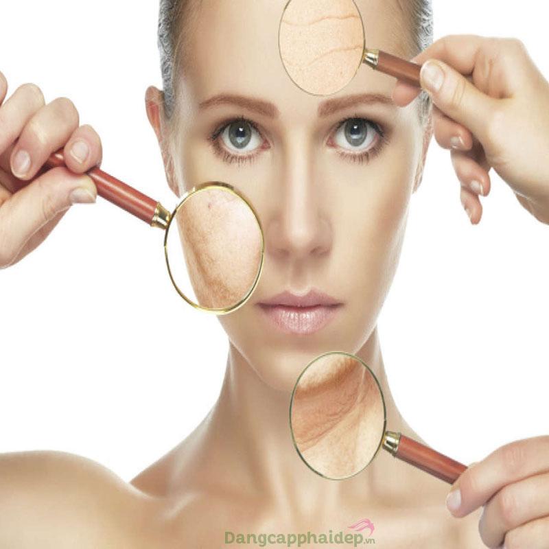 Sản phẩm cải thiện sạm nám da, nếp nhăn, đẩy lùi lão hóa da hiệu quả