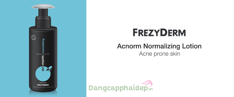 Lotion chăm sóc da dầu, mụn Frezyderm Ac-Norm Normalizing Lotion