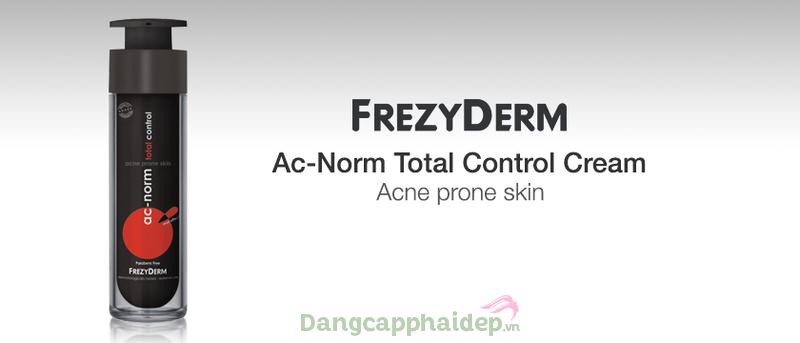 Kem hỗ trợ giảm mụn Frezyderm Ac-Norm Total Control Cream