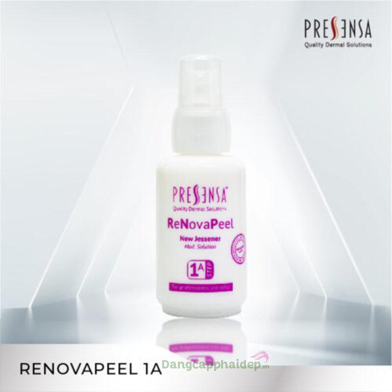 The Pressensa Renoval Peel 50ml - Peel da trị mụn, làm sáng da