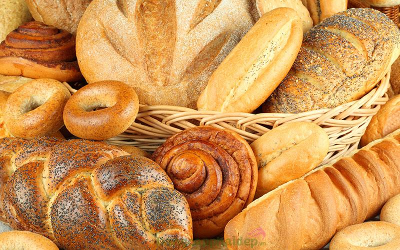 Hạn chế ăn những loại bánh mì này để tránh tăng cân.