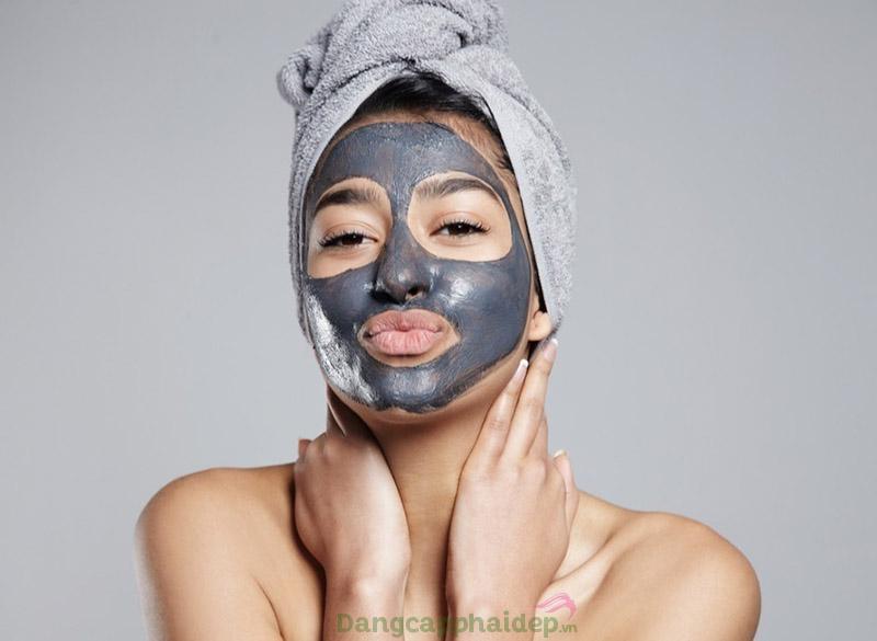 Đắp mặt nạ cho da hỗn hợp