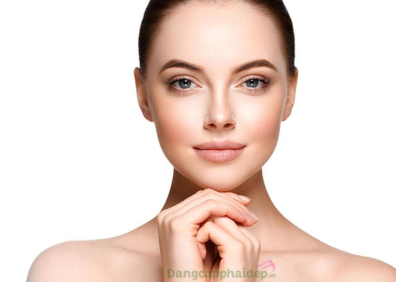 Dưỡng ẩm, cải thiện làn da tươi sáng hơn với mặt nạ ngủ.