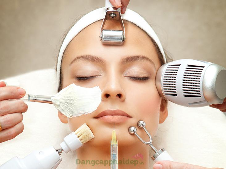 Có nên đi spa chăm sóc da mặt?