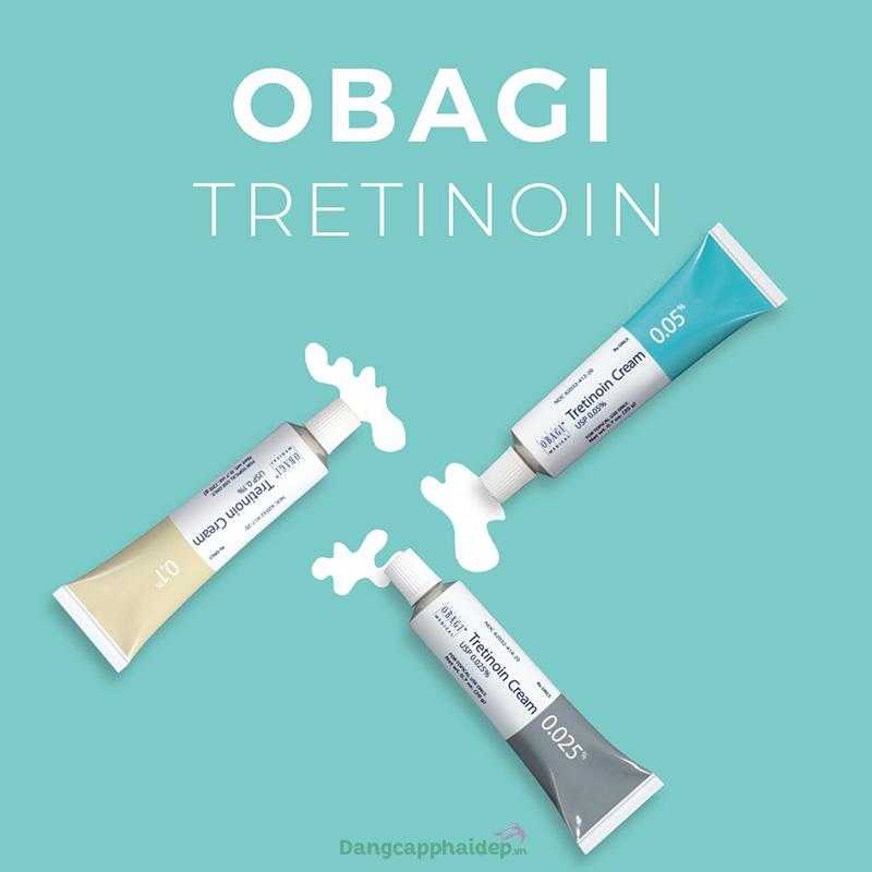 Retinol giúp cải thiện mọi vấn đề của da.