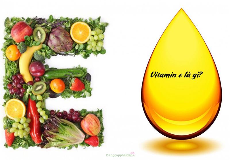 Vitamin E gồm 2 thành phần chính là Tocopherol và Tocotrienol.