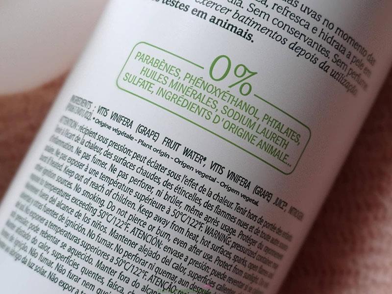 Đọc bảng thành phần là yếu quan trọng lựa chọn mỹ phẩm phù hợp với da.