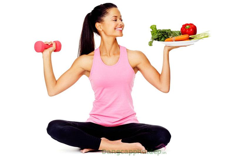 Giảm cân, giữ dáng rất tốt với cà rốt.