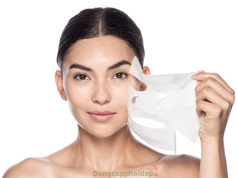 Mặt nạ giúp thải độc làm sạch da hiệu quả.