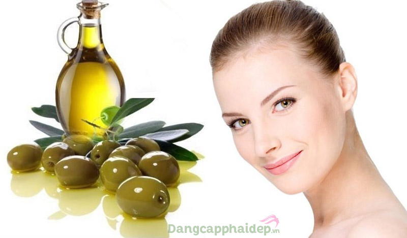 Dầu oliu mang lại nhiều công dụng cho làn da.