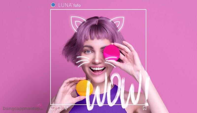 Foreo Luna Fofo + Foreo Ufo Mini 2