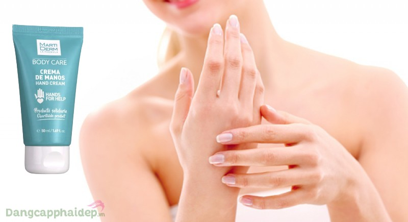 Martiderm Body Care Hand Cream