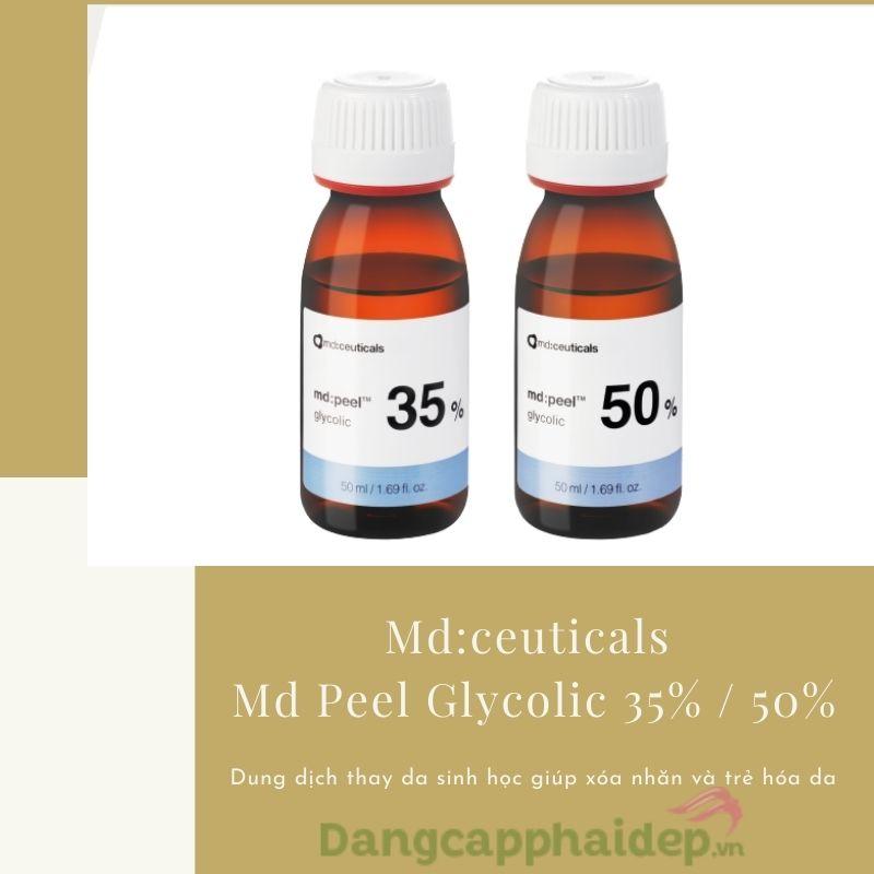 Md:ceuticals Md Peel Glycolic 50%