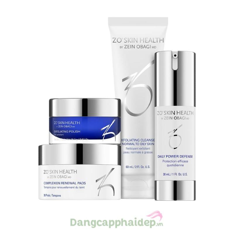 Zo Skin Health Daily Skincare Program - Bộ sản phẩm chăm sóc da ngăn lão hóa