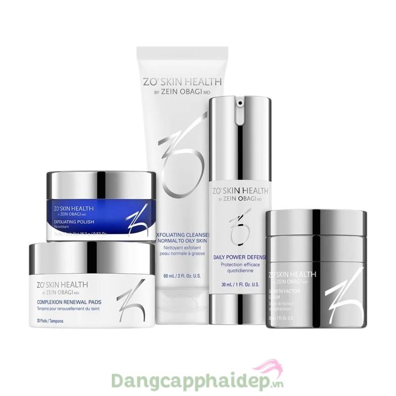 Zo Skin Health Anti-Aging Program - Bộ sản phẩm chống lão hóa sớm