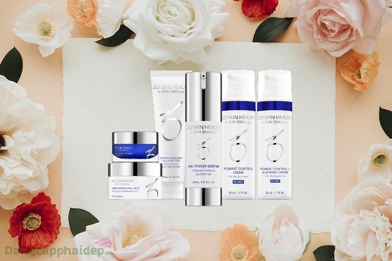 Zo Skin Health Pigment Control Program + Hydroquinone
